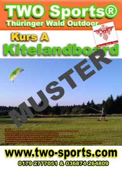 Kitelnandboard - First Contact - Advanced Trainig